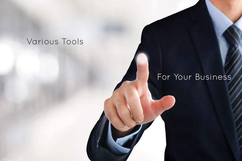 Configurable Features, Processes & Business Efficiency Tools!